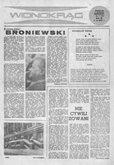 Widnokrąg : tygodnik kulturalny. 1963, nr 7 (17 lutego)