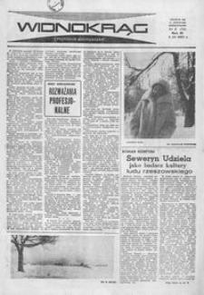 Widnokrąg : tygodnik kulturalny. 1963, nr 9 (3 marca)