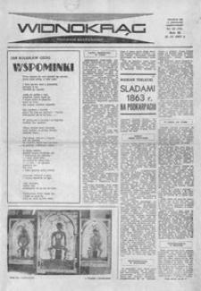 Widnokrąg : tygodnik kulturalny. 1963, nr 10 (10 marca)