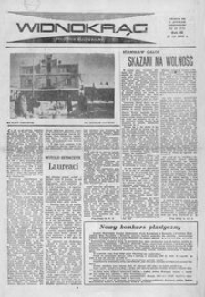 Widnokrąg : tygodnik kulturalny. 1963, nr 11 (17 marca)