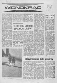 Widnokrąg : tygodnik kulturalny. 1963, nr 13 (31 marca)