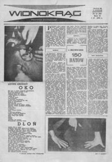 Widnokrąg : tygodnik kulturalny. 1963, nr 14 (7 kwietnia)