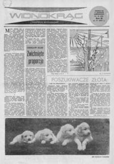 Widnokrąg : tygodnik kulturalny. 1963, nr 15 (14 kwietnia)
