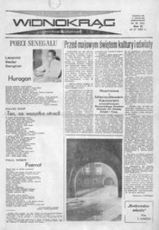 Widnokrąg : tygodnik kulturalny. 1963, nr 16 (21 kwietnia)