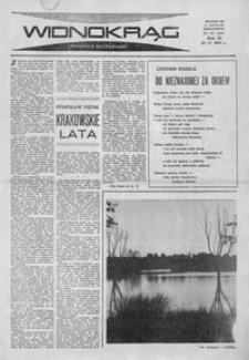 Widnokrąg : tygodnik kulturalny. 1963, nr 17 (28 kwietnia)