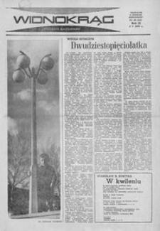 Widnokrąg : tygodnik kulturalny. 1963, nr 18 (5 maja)