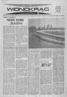 Widnokrąg : tygodnik kulturalny. 1963, nr 19 (12 maja)