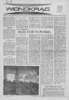 Widnokrąg : tygodnik kulturalny. 1963, nr 20 (19 maja)