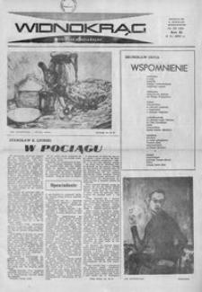 Widnokrąg : tygodnik kulturalny. 1963, nr 23 (9 czerwca)