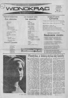 Widnokrąg : tygodnik kulturalny. 1963, nr 25 (23 czerwca)