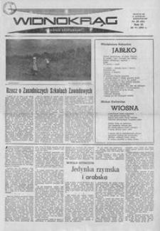 Widnokrąg : tygodnik kulturalny. 1963, nr 26 (30 czerwca)