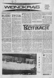 Widnokrąg : tygodnik kulturalny. 1963, nr 27 (7 lipca)