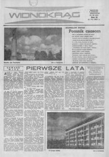 Widnokrąg : tygodnik kulturalny. 1963, nr 29 (21 lipca)