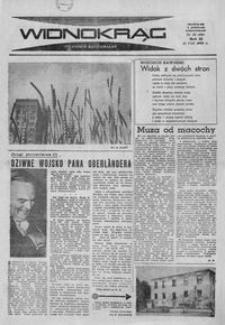 Widnokrąg : tygodnik kulturalny. 1963, nr 32 (11 sierpnia)