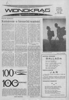 Widnokrąg : tygodnik kulturalny. 1963, nr 34 (25 sierpnia)