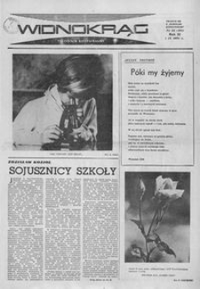 Widnokrąg : tygodnik kulturalny. 1963, nr 35 (1 września)