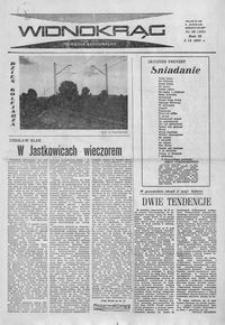 Widnokrąg : tygodnik kulturalny. 1963, nr 36 (8 września)