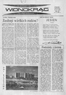 Widnokrąg : tygodnik kulturalny. 1963, nr 37 (15 września)