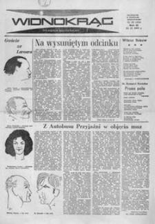 Widnokrąg : tygodnik kulturalny. 1963, nr 38 (22 września)