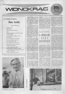 Widnokrąg : tygodnik kulturalny. 1963, nr 42 (20 października)