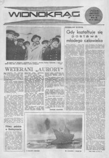Widnokrąg : tygodnik kulturalny. 1963, nr 45 (10 listopada)