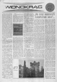 Widnokrąg : tygodnik kulturalny. 1963, nr 49 (8 grudnia)