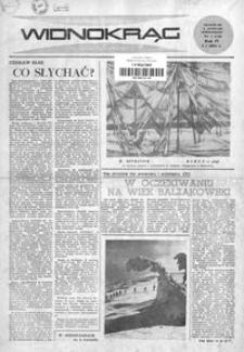 Widnokrąg : tygodnik kulturalny. 1964, nr 1 (5 stycznia)