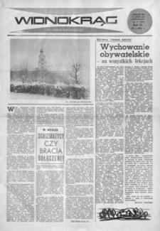 Widnokrąg : tygodnik kulturalny. 1964, nr 3 (19 stycznia)