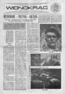Widnokrąg : tygodnik kulturalny. 1964, nr 4 (26 stycznia)