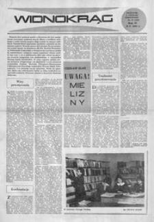 Widnokrąg : tygodnik kulturalny. 1964, nr 6 (9 lutego)