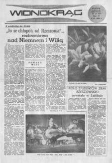 Widnokrąg : tygodnik kulturalny. 1964, nr 10 (8 marca)