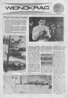Widnokrąg : tygodnik kulturalny. 1964, nr 11 (15 marca)