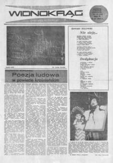 Widnokrąg : tygodnik kulturalny. 1964, nr 15 (12 kwietnia)