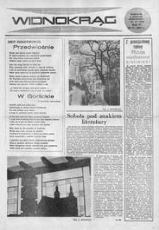 Widnokrąg : tygodnik kulturalny. 1964, nr 17 (26 kwietnia)