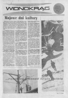 Widnokrąg : tygodnik kulturalny. 1964, nr 18 (3 maja)