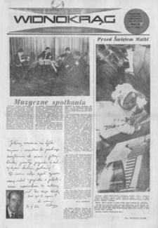 Widnokrąg : tygodnik kulturalny. 1964, nr 21 (24 maja)