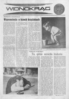 Widnokrąg : tygodnik kulturalny. 1964, nr 22 (30 maja)