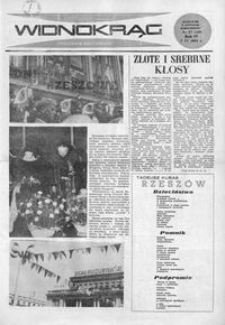 Widnokrąg : tygodnik kulturalny. 1964, nr 23 (7 czerwca)