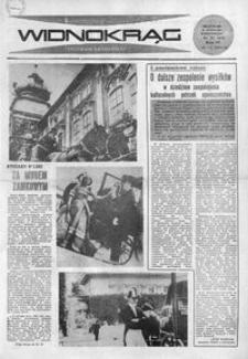 Widnokrąg : tygodnik kulturalny. 1964, nr 24 (14 czerwca)