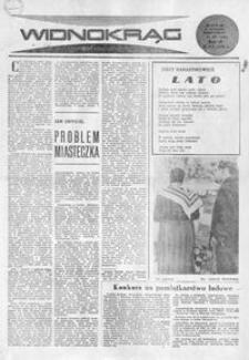 Widnokrąg : tygodnik kulturalny. 1964, nr 28 (12 lipca)