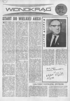 Widnokrąg : tygodnik kulturalny. 1964, nr 31 (2 sierpnia)