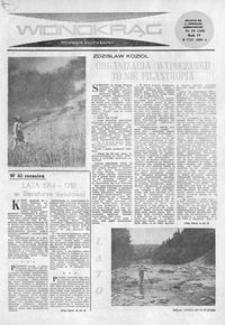 Widnokrąg : tygodnik kulturalny. 1964, nr 32 (9 sierpnia)