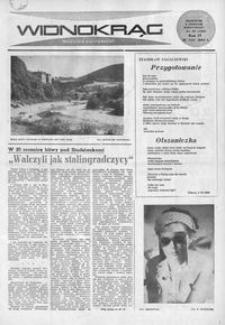 Widnokrąg : tygodnik kulturalny. 1964, nr 33 (16 sierpnia)