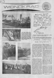 Widnokrąg : tygodnik kulturalny. 1964, nr 35 (30 sierpnia)