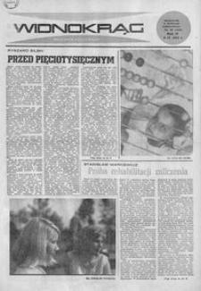 Widnokrąg : tygodnik kulturalny. 1964, nr 36 (6 września)
