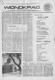 Widnokrąg : tygodnik kulturalny. 1964, nr 39 (27 września)