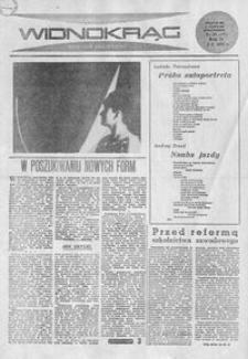 Widnokrąg : tygodnik kulturalny. 1964, nr 40 (4 października)