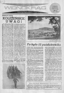 Widnokrąg : tygodnik kulturalny. 1964, nr 41 (11 października)