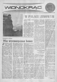Widnokrąg : tygodnik kulturalny. 1964, nr 45 (8 listopada)