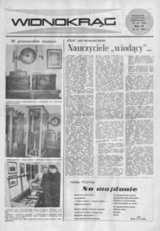 Widnokrąg : tygodnik kulturalny. 1964, nr 46 (15 listopada)